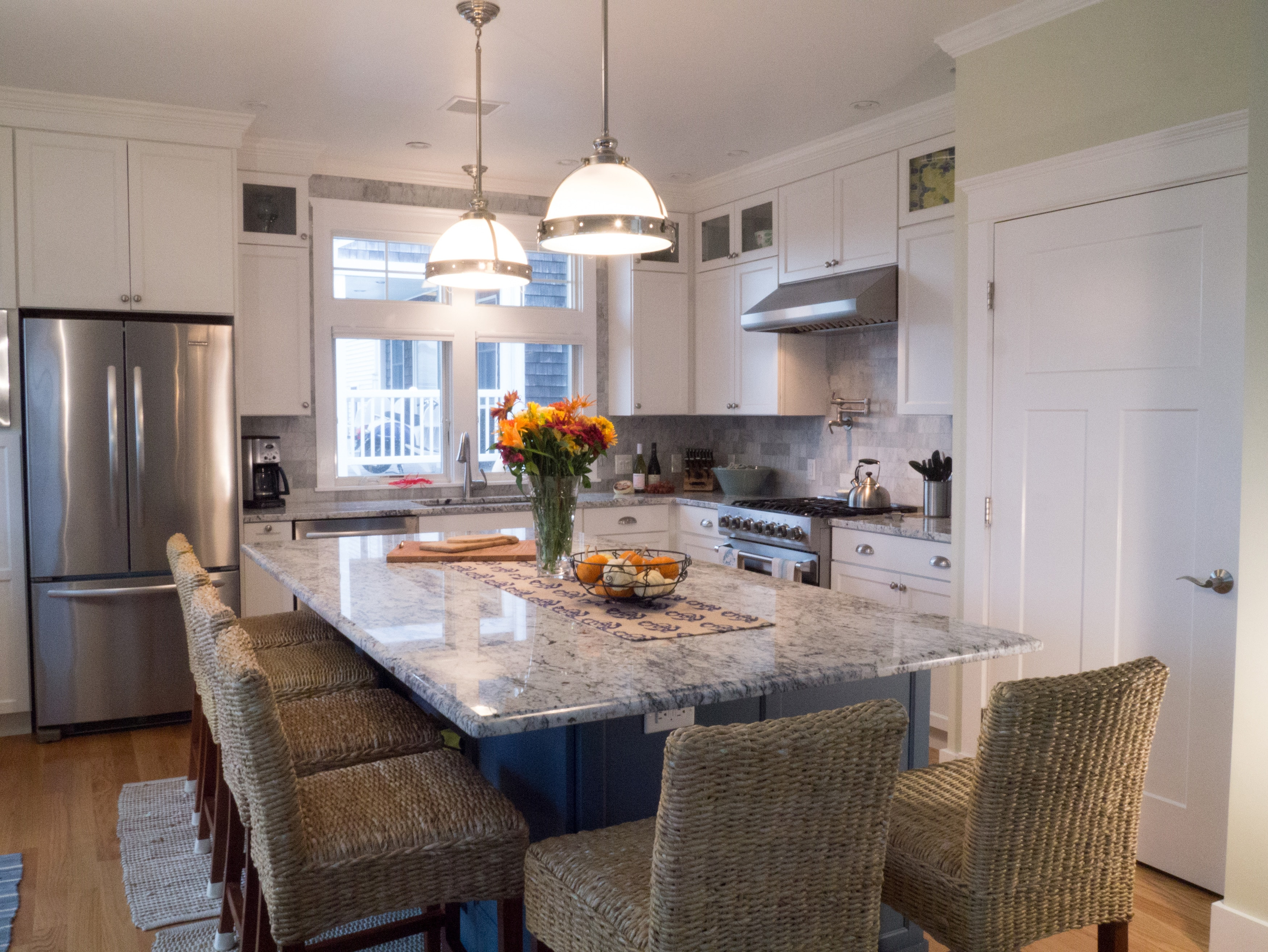 Eat In Kitchen Eat In Kitchens Gail Hallock Architect