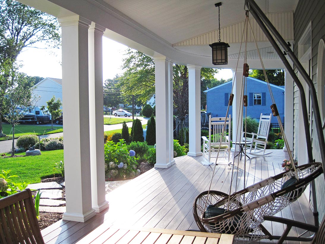 The Nest Egg: Porch