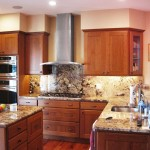 A glorious granite kitchen