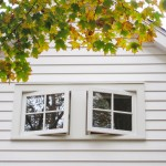 Square awning windows