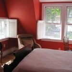 Gambrel Cottage: Bedroom