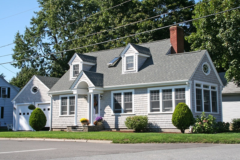 Cape dormers cheap cape cod dormers with cape dormers for Cape dormers