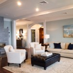 coastal gathering space with arched details